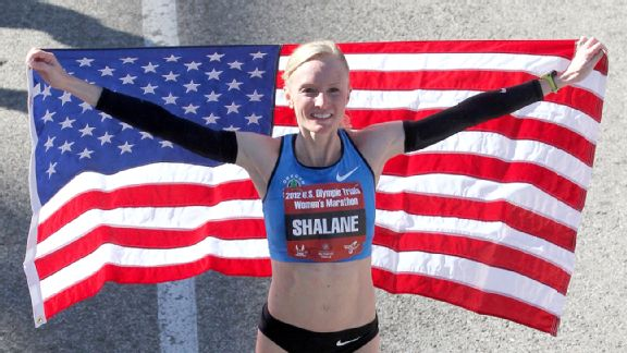 Shalane Flanagan has run for the U.S. on big stages and is now looking for a spot in the record book.
