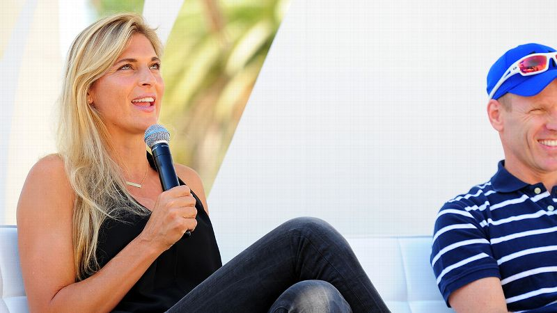 2014 espnW Women  Sports Summit: Gabrielle Reece