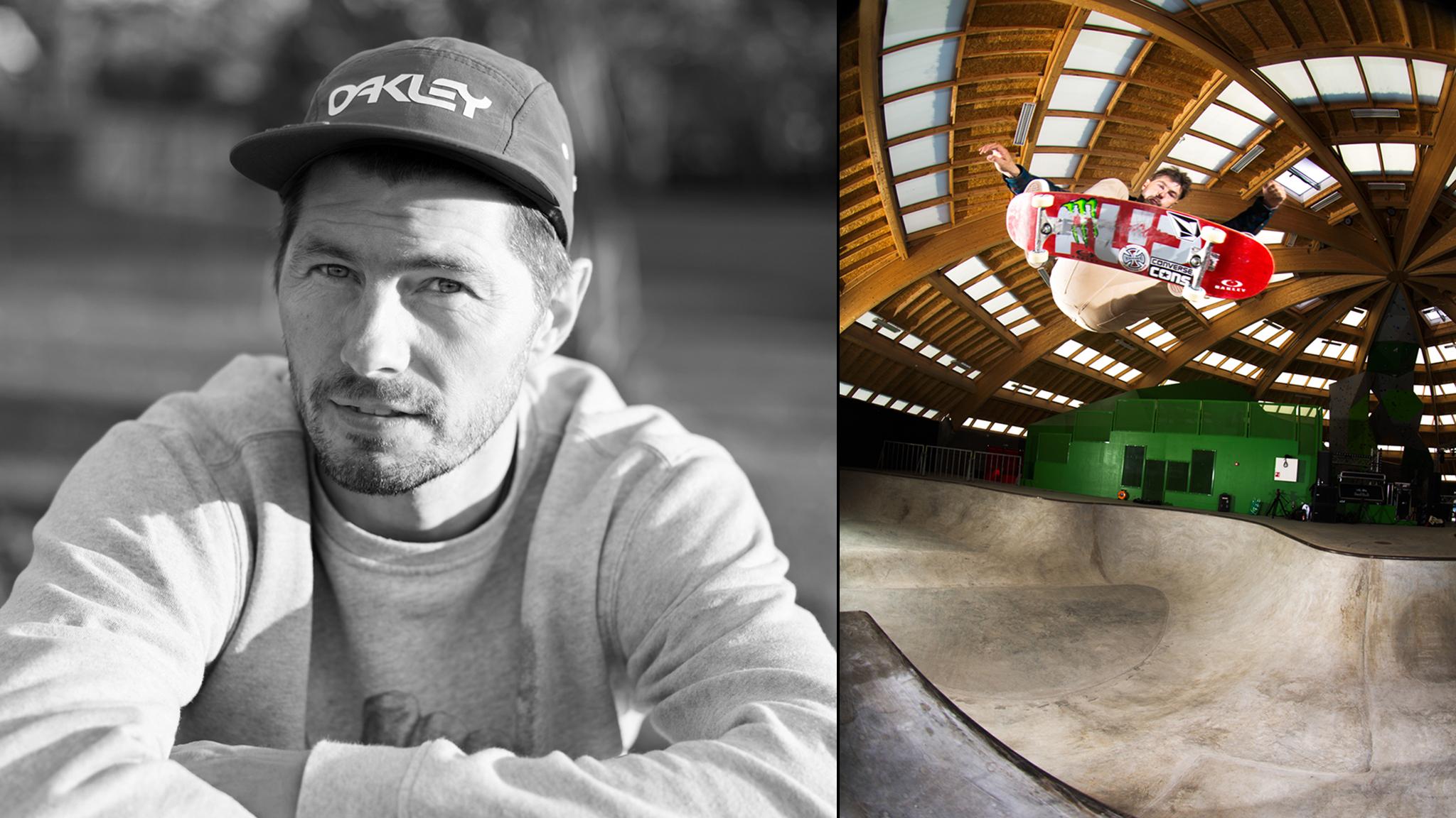 Rune Glifberg at Streetdome