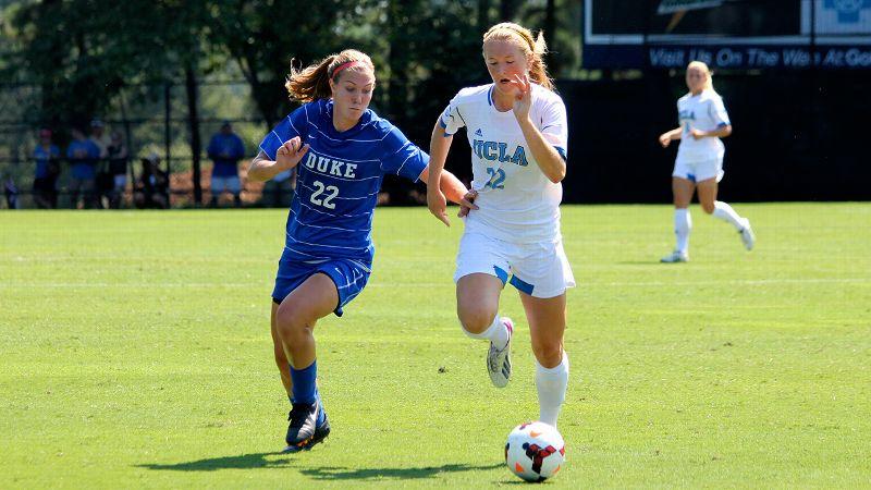 NCAA women's soccer -- Samantha Mewis