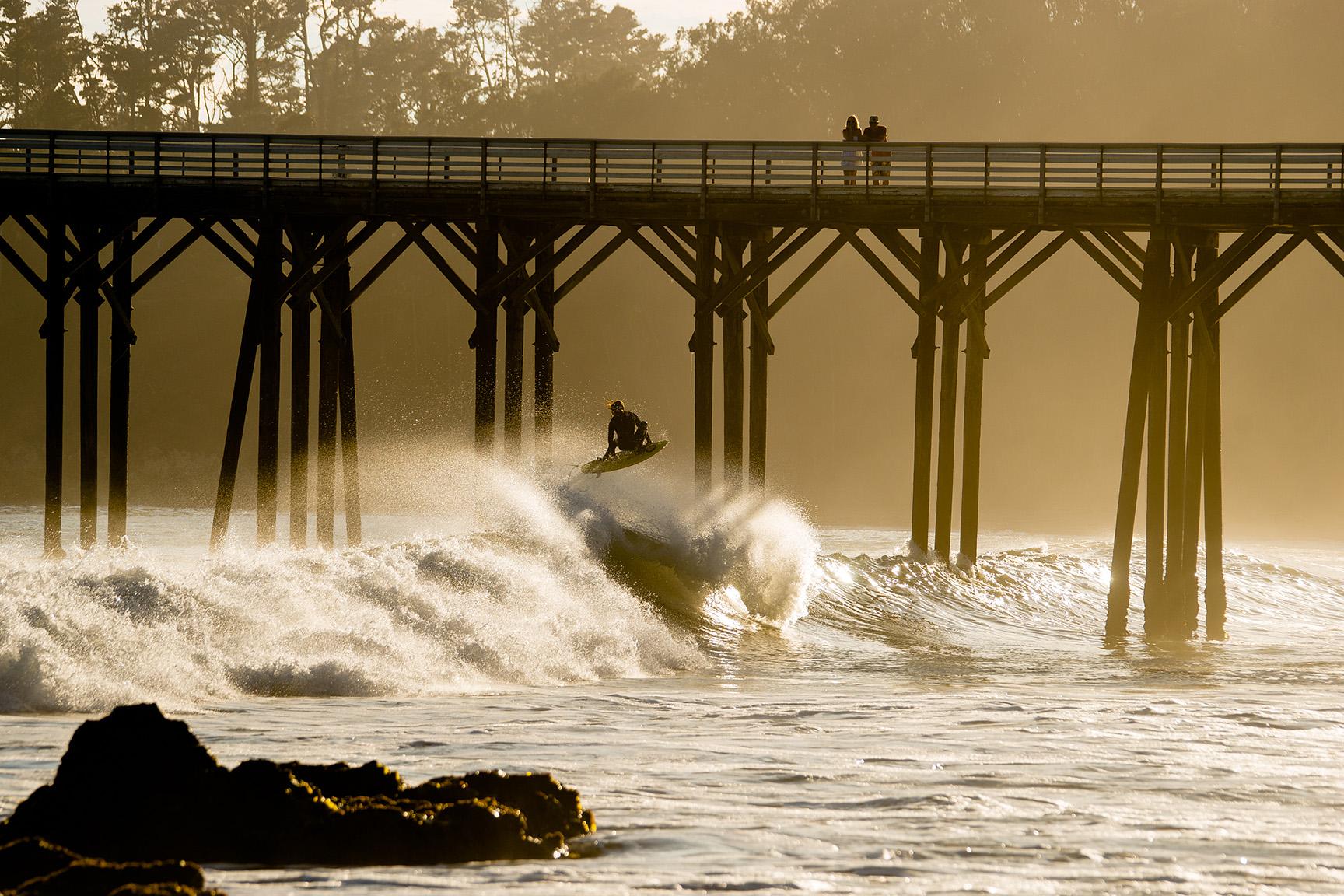 Nate Tyler, Central Coast, California