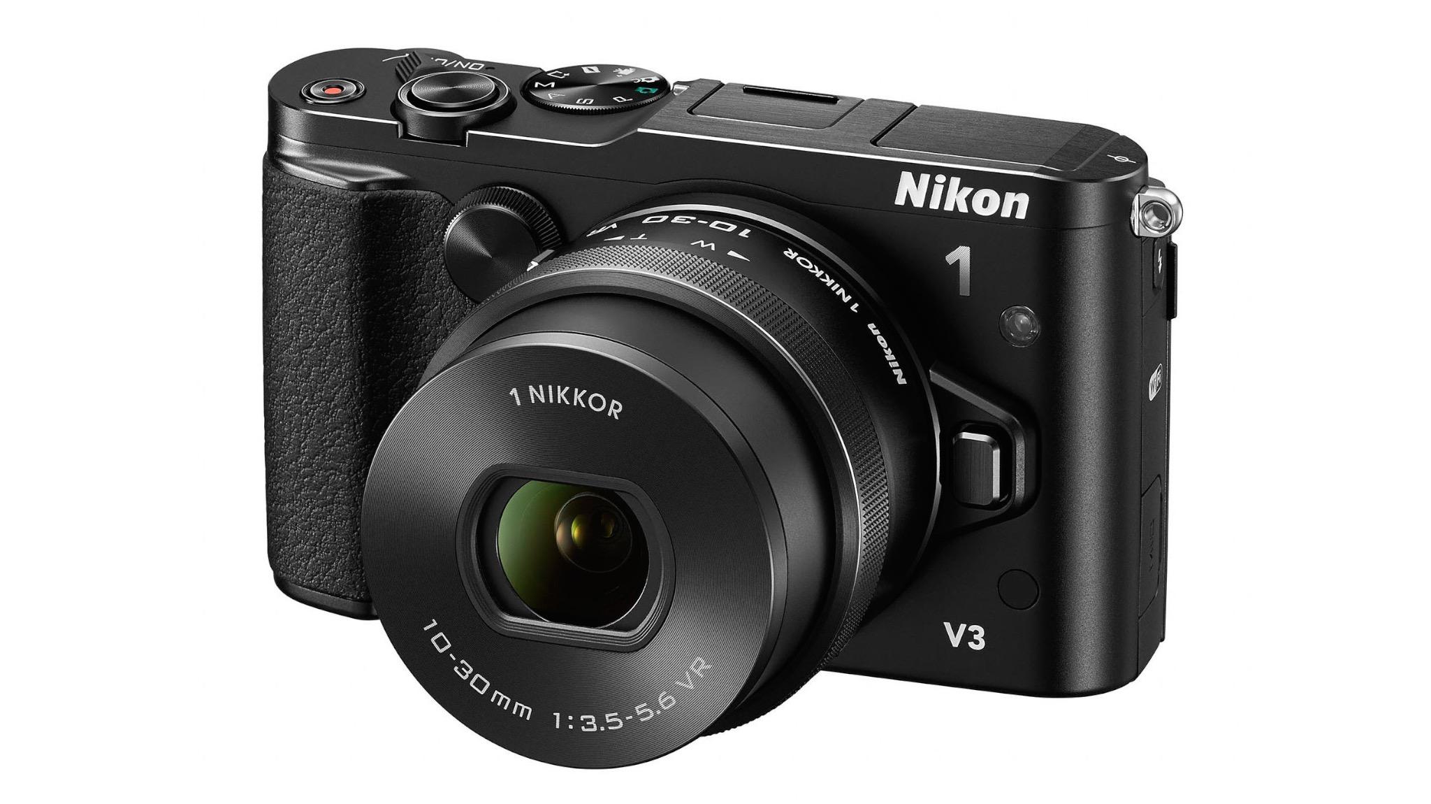 Dueck: Nikon 1 V3