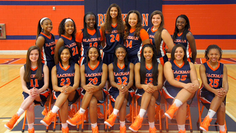 Blackman Team Photo