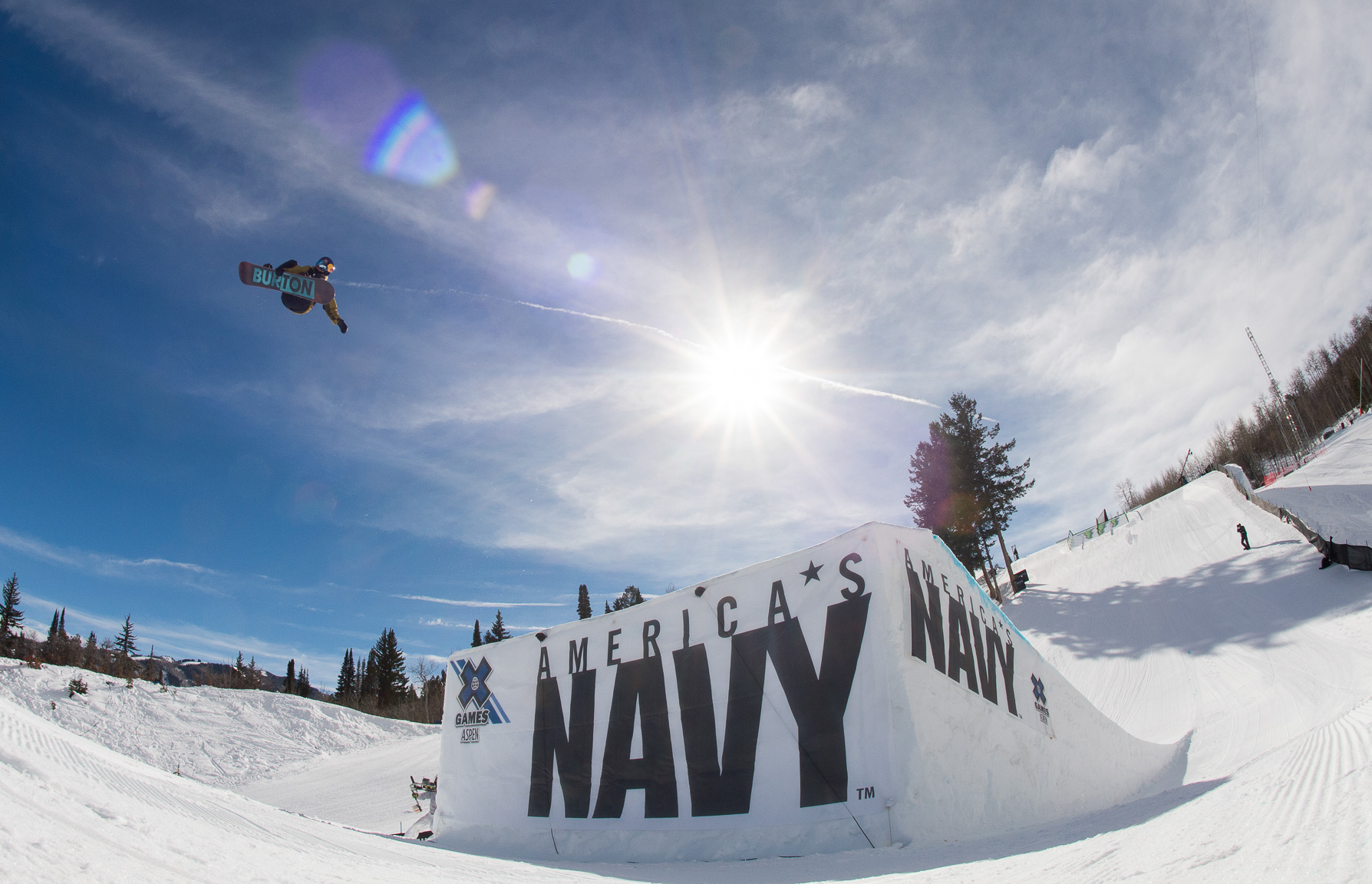 M's SBD Slopestyle: Mark McMorris