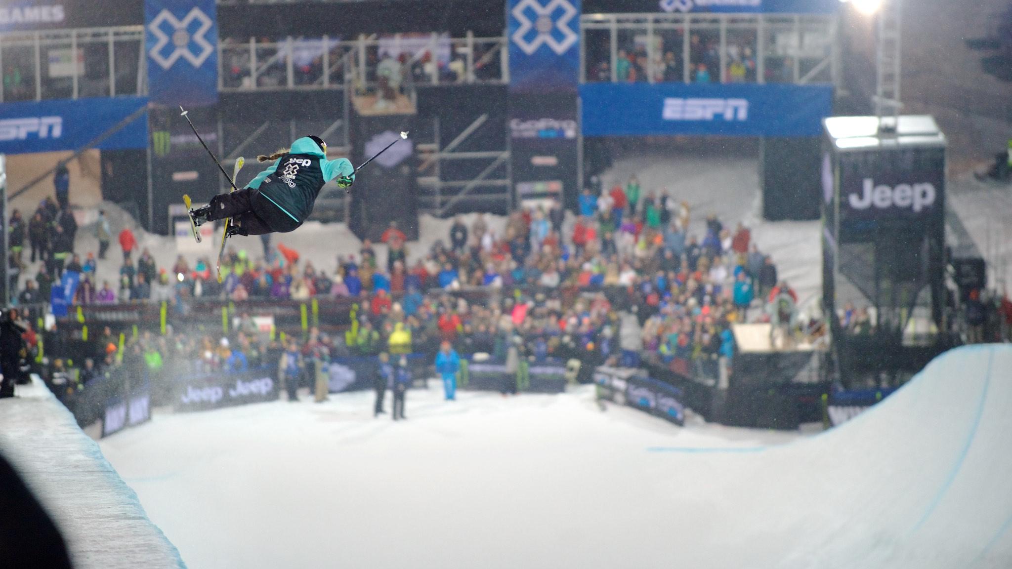 Maddie Bowman, Ski Halfpipe