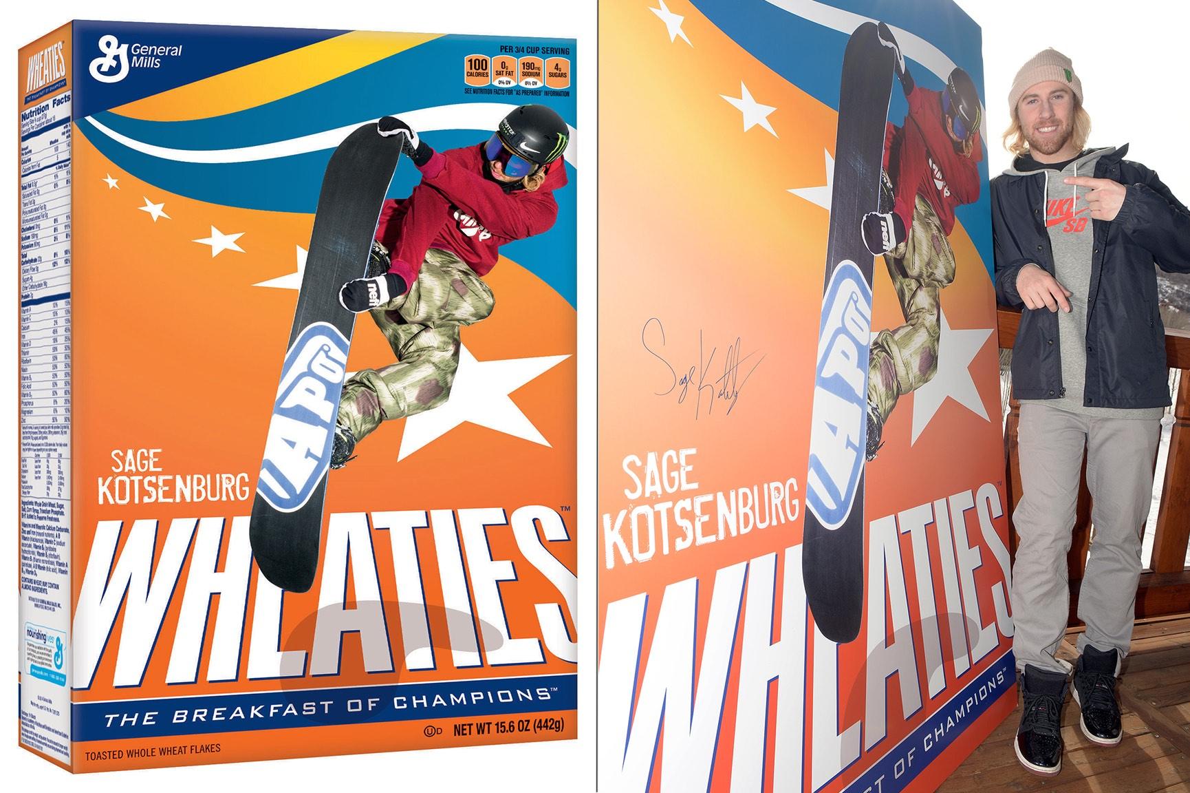 Sage Kotsenburg, Snowboard Slopestyle