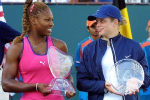 Serena Williams, Kim Clijsters
