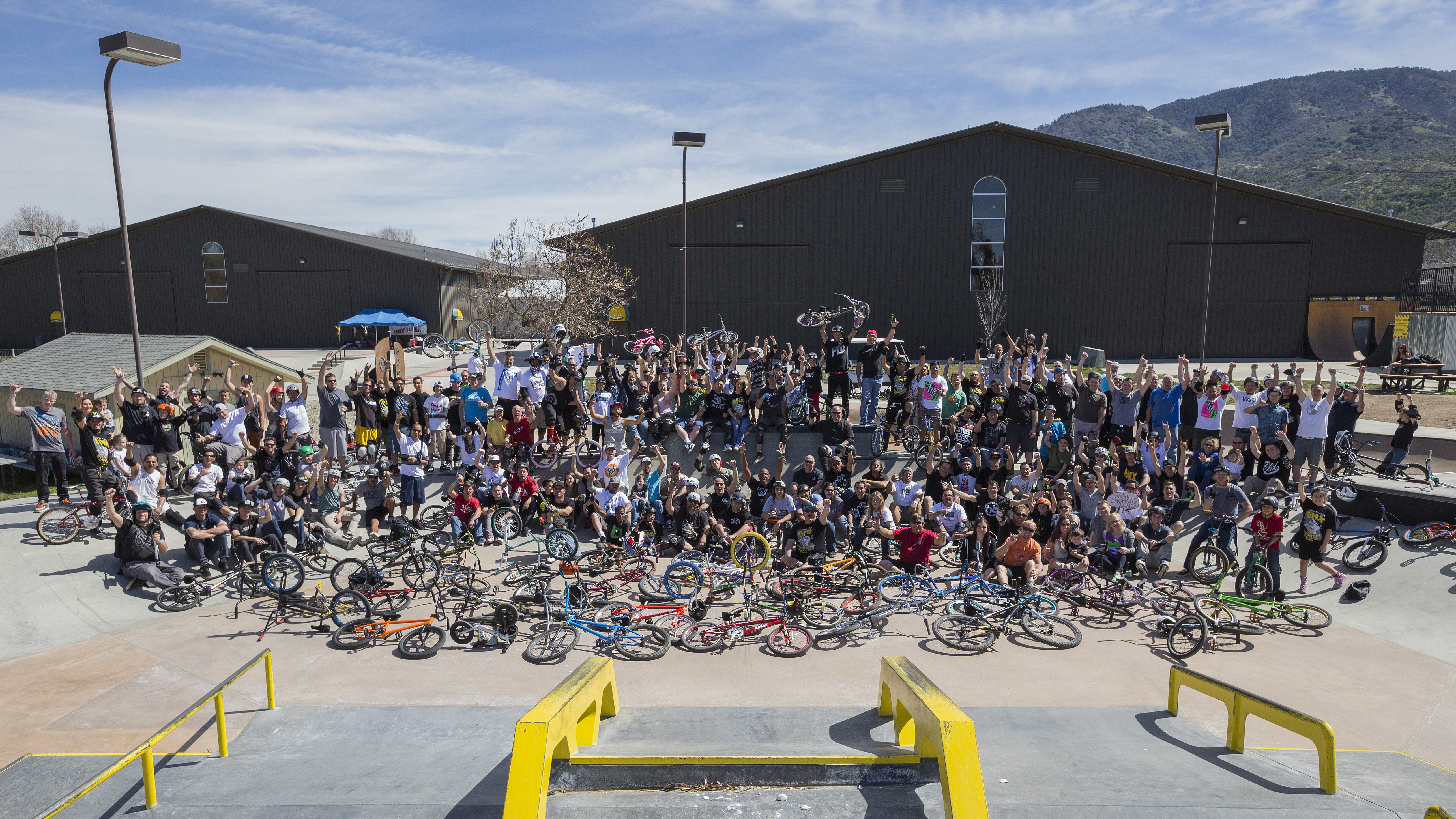 Old School BMX Reunion 2015