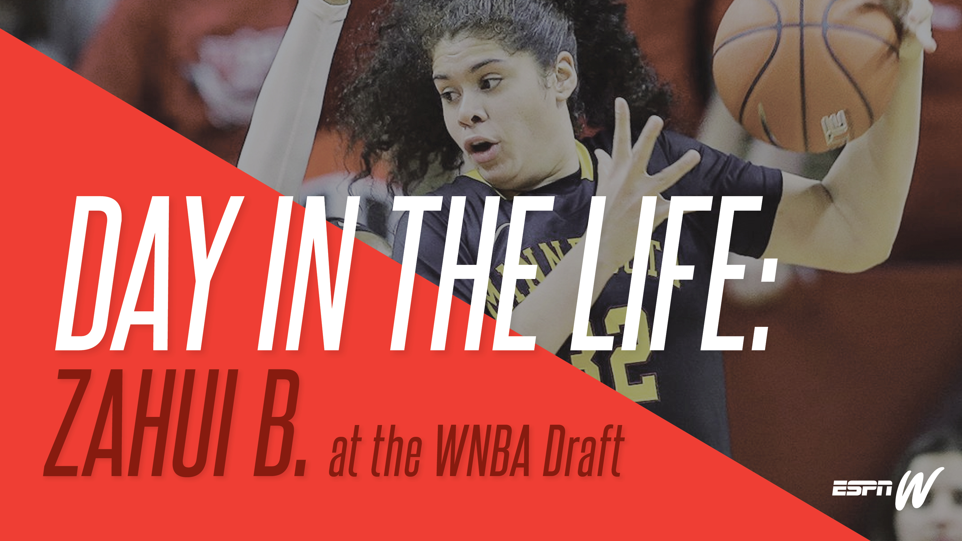 WNBA Draft Day: Day In The Life