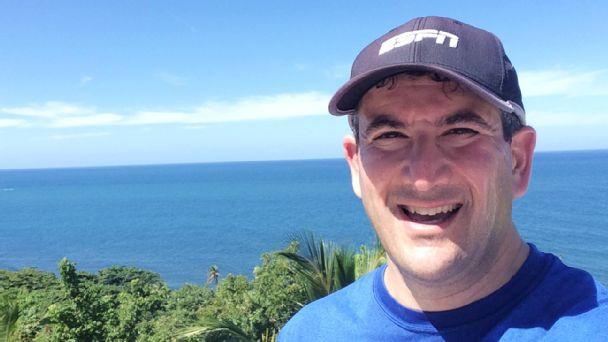 Andy Katz in Puerto Rico