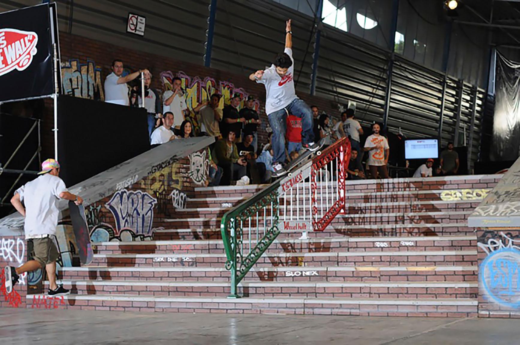 2008: Mexico City, Mexico