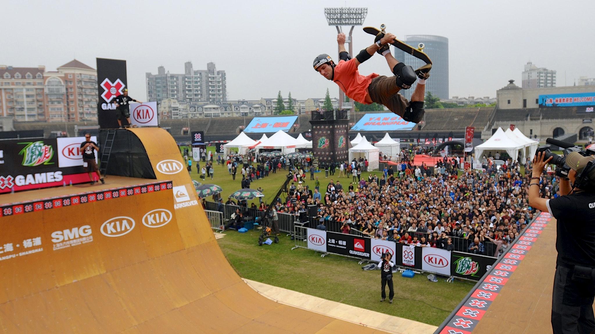 2012: Shanghai, China