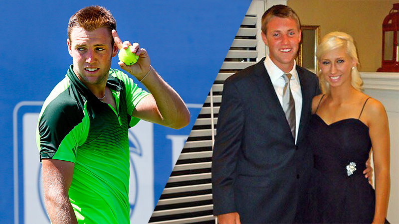 Jack Sock, pro tennis player
