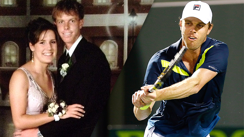 Sam Querrey, pro tennis player