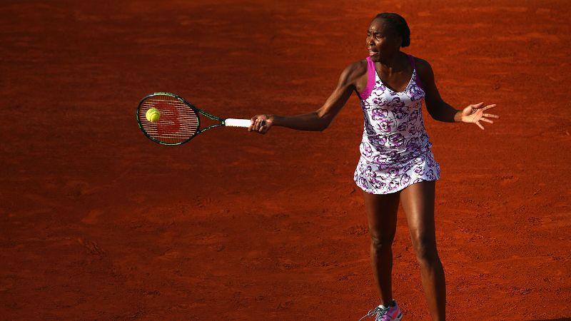 Venus Williams, French Open, Rolland Garros