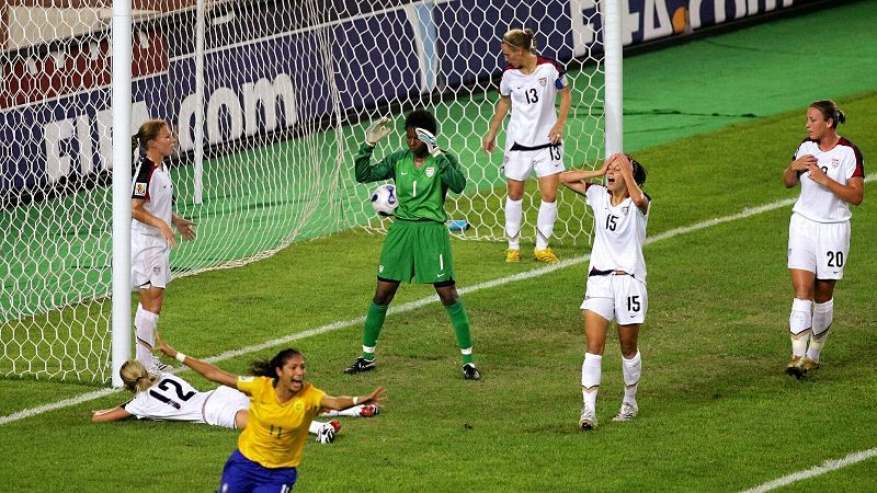 United States, Women's World Cup, Brazil