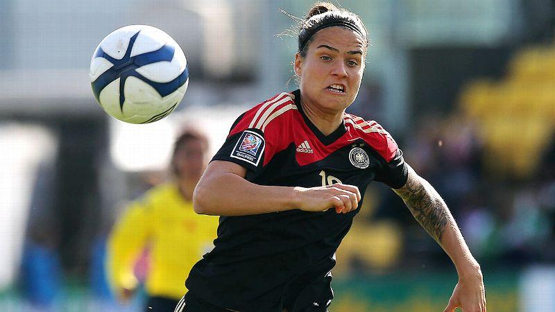 No. 7: Dzsenifer Marozsan, Germany, midfielder