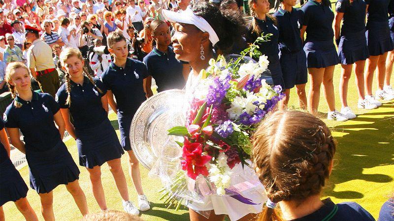 2008: Venus Victorious