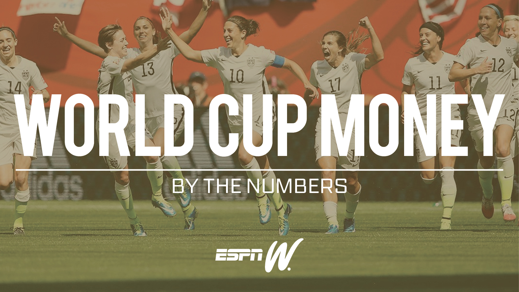 By The Numbers -World Cup Money