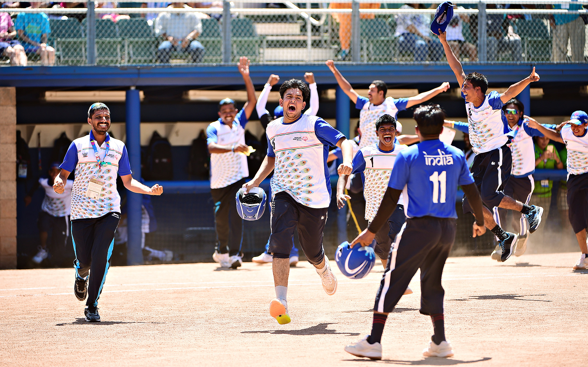 India celebrates