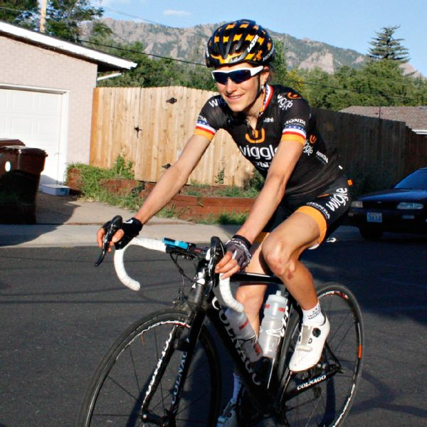 Mara Abbott, Colorado cycling team