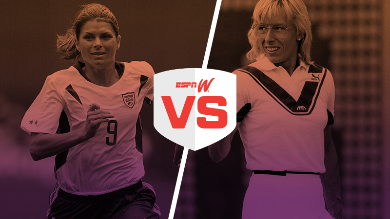 espnW Best Female Athlete Matchup ROUND 2
