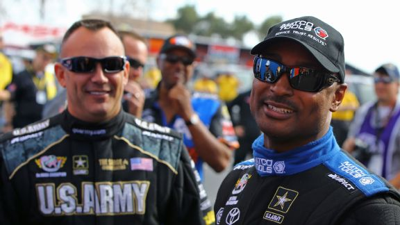 Tony Schumacher and Antron Brown