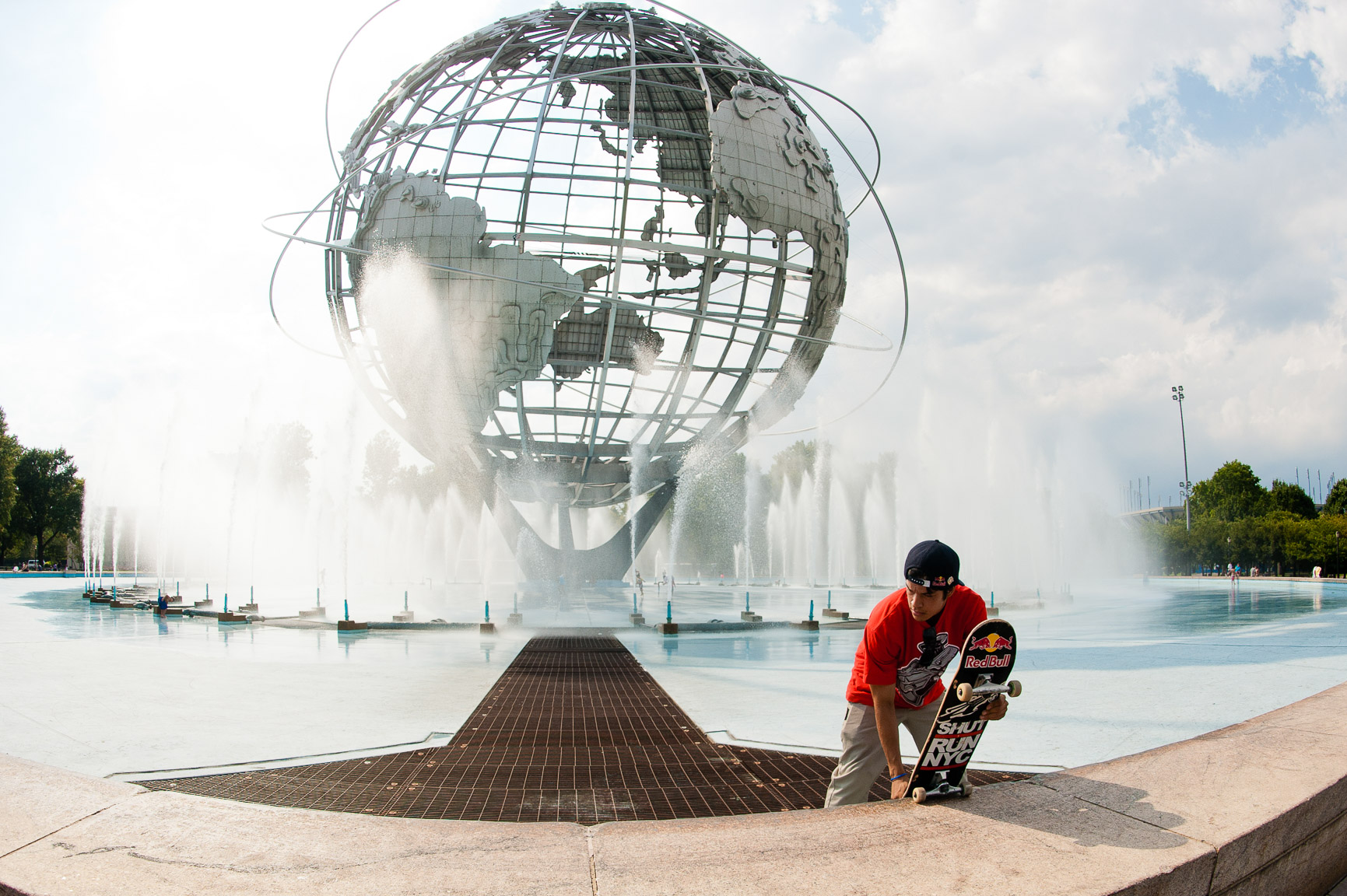 Testing out Flushing Meadows