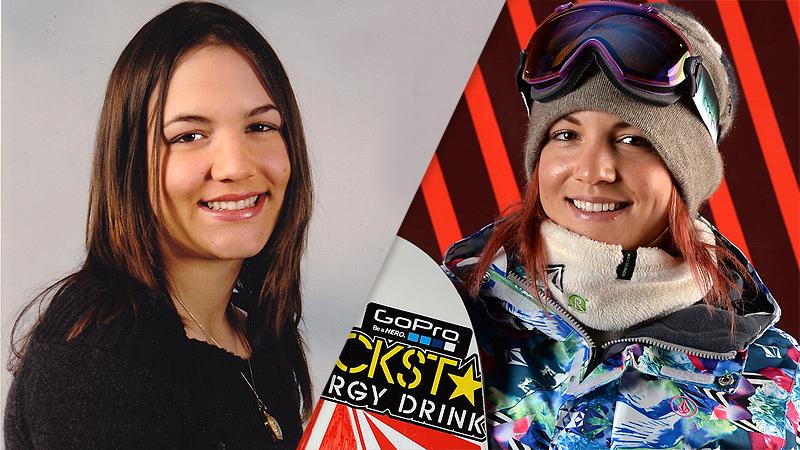 Elena Hight, pro snowboarder