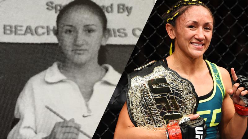 Carla Esparza, UFC Strawweight Champion