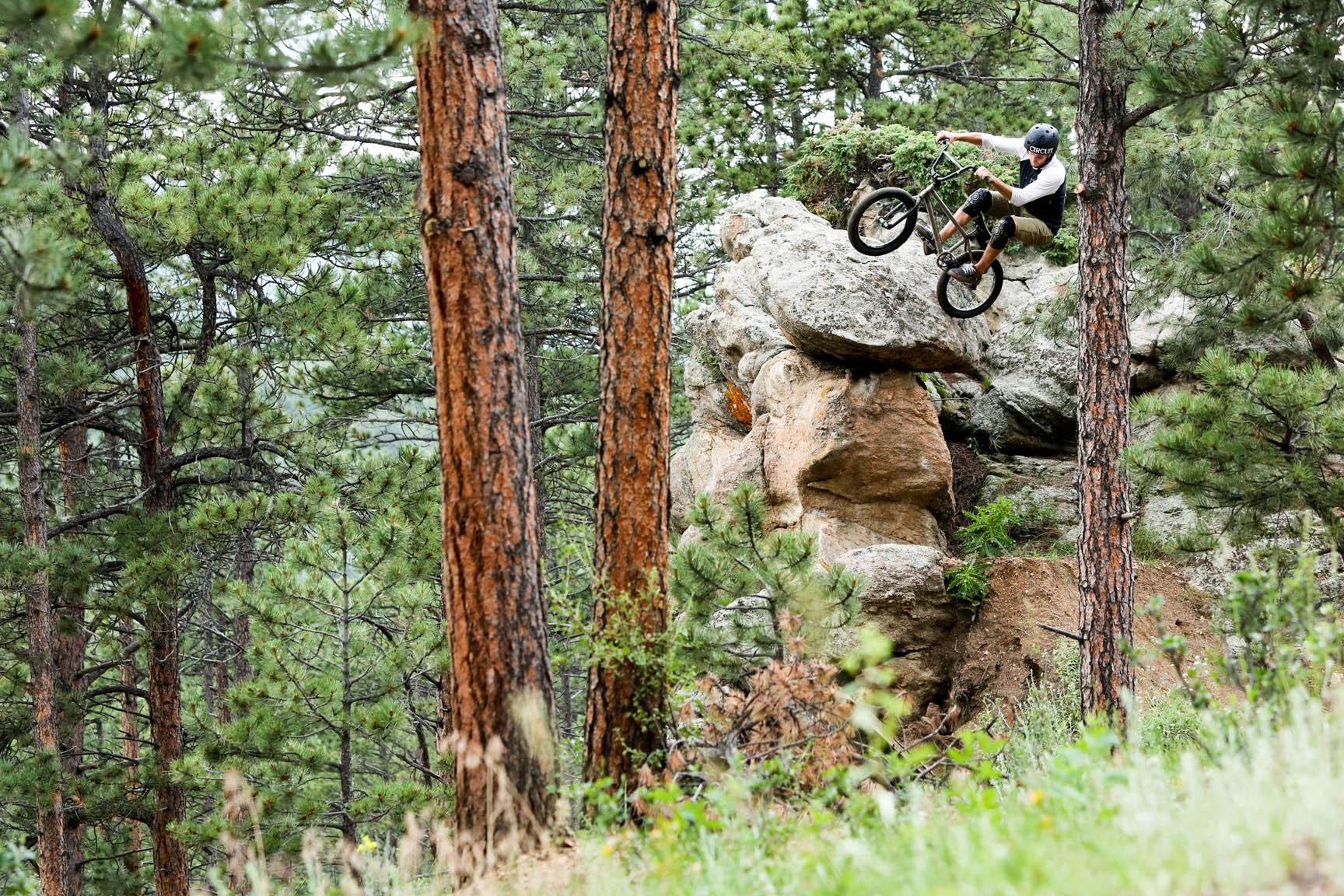 Ray Rankin, Evergreen, Colorado