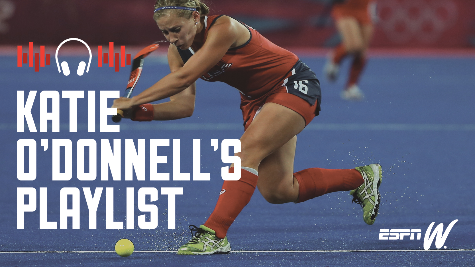 Spotify Athlete Playlist - Katie O'Donnell (field hockey)