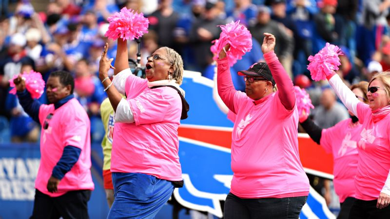 Buffalo Bills cancer survivors
