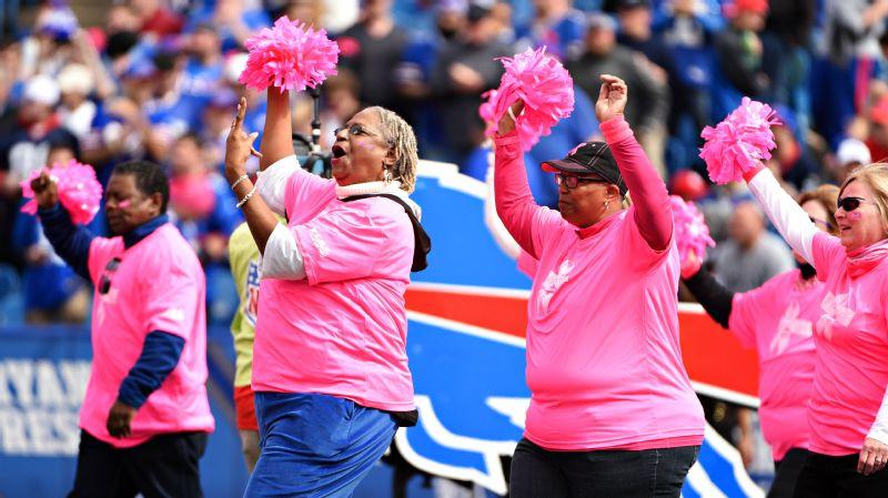 Buffalo Bills cancer survivors