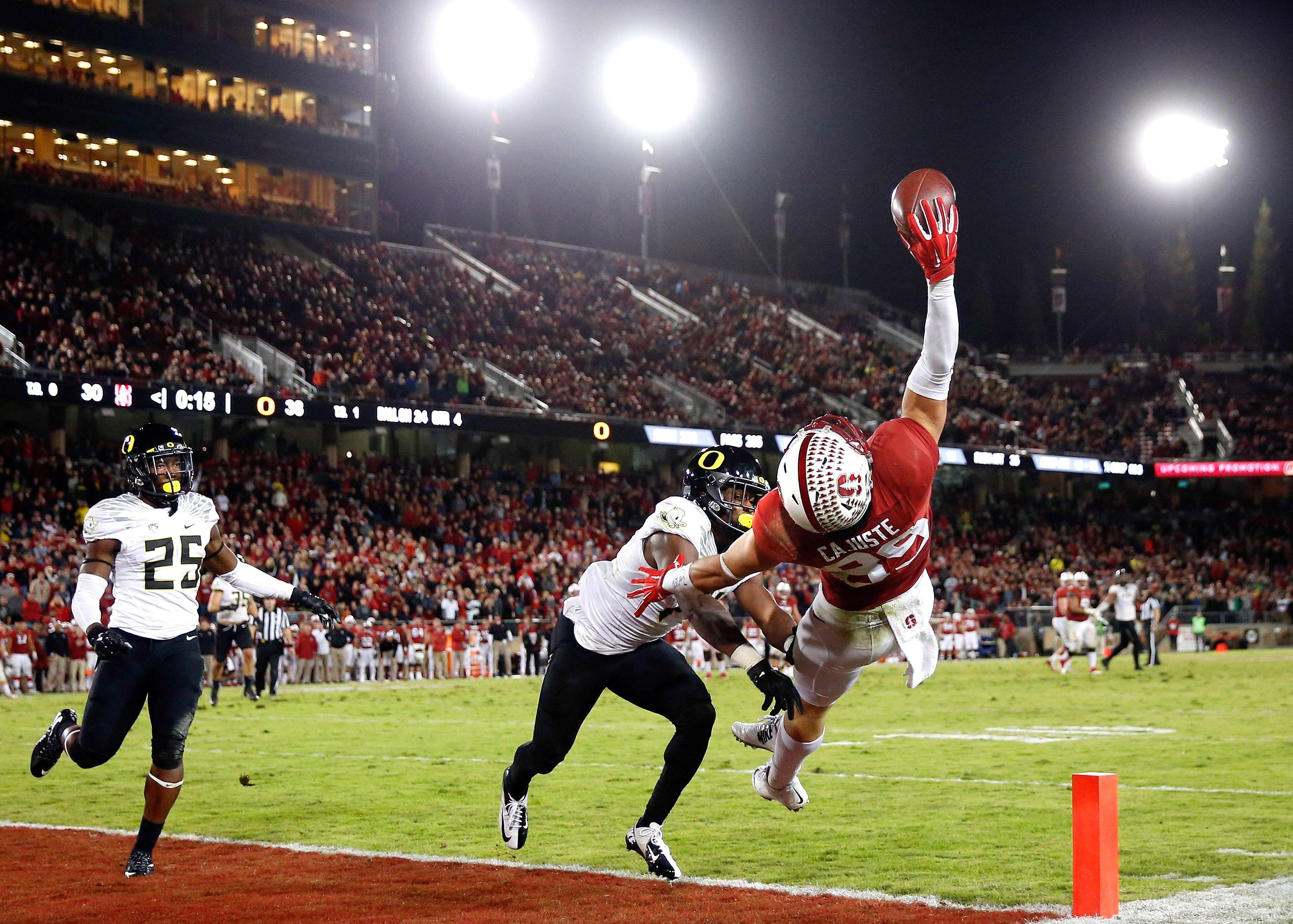 Army Vs Navy Football >> Devon Cajuste - Top Photos of College Football Saturday Week 11 - ESPN