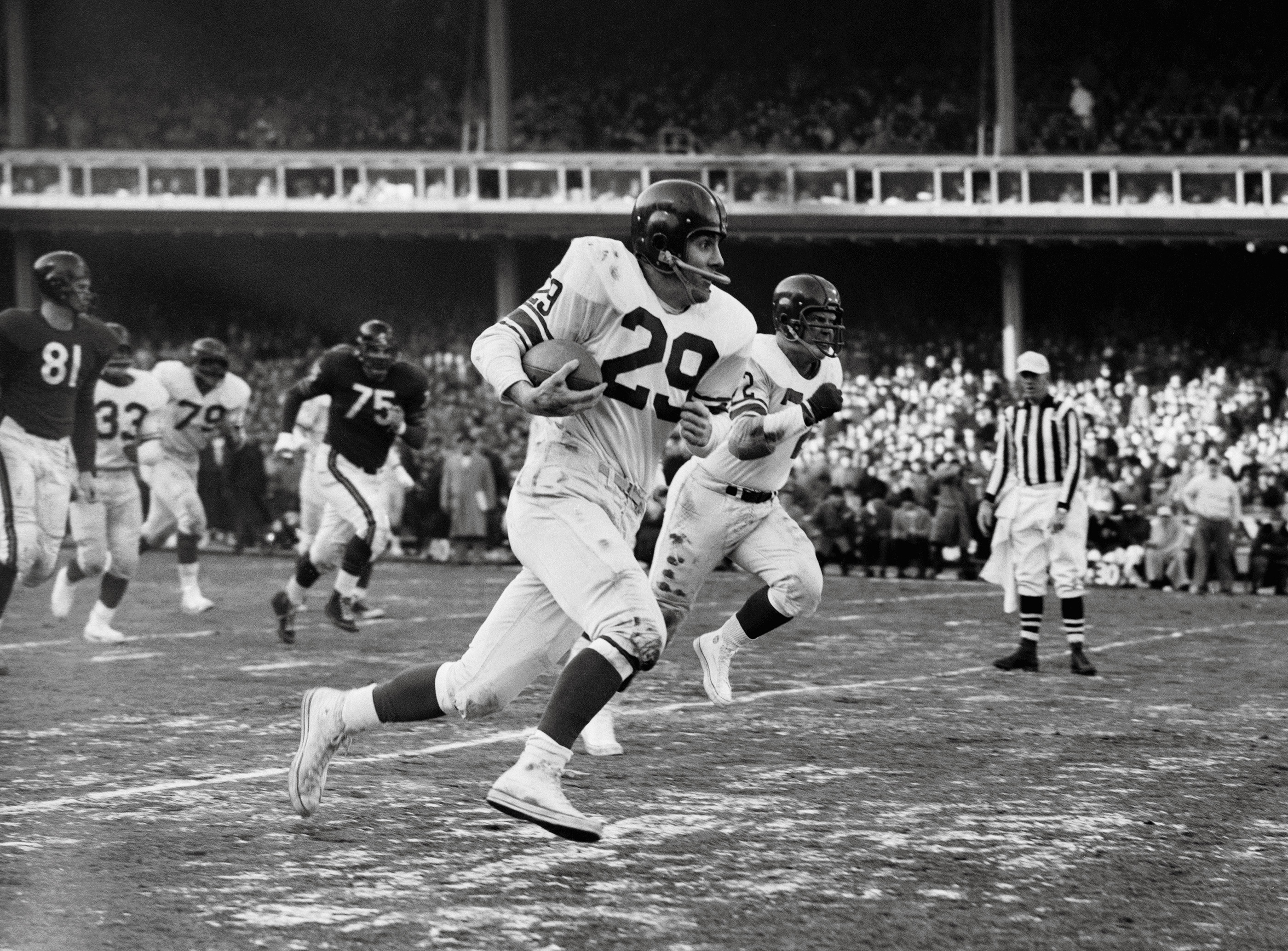 1956 Giants and Bears