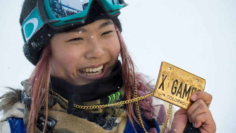 During the offseason, Chloe Kim started hitting the gym for the first time in her career, and she's noticed how much stronger she feels when she rides.