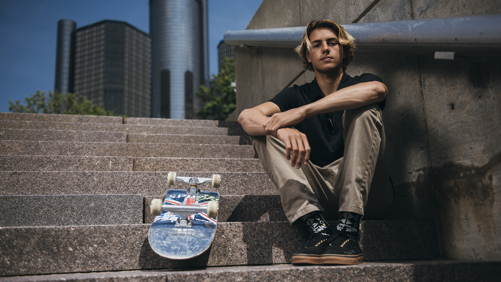 Men's Street: Curren Caples