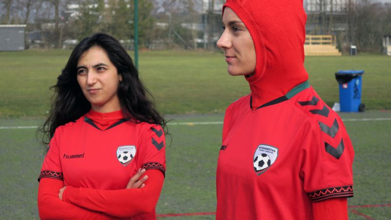 Afghanistan national women's team