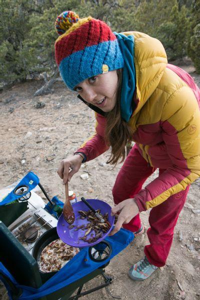 Paige Claassen cooking