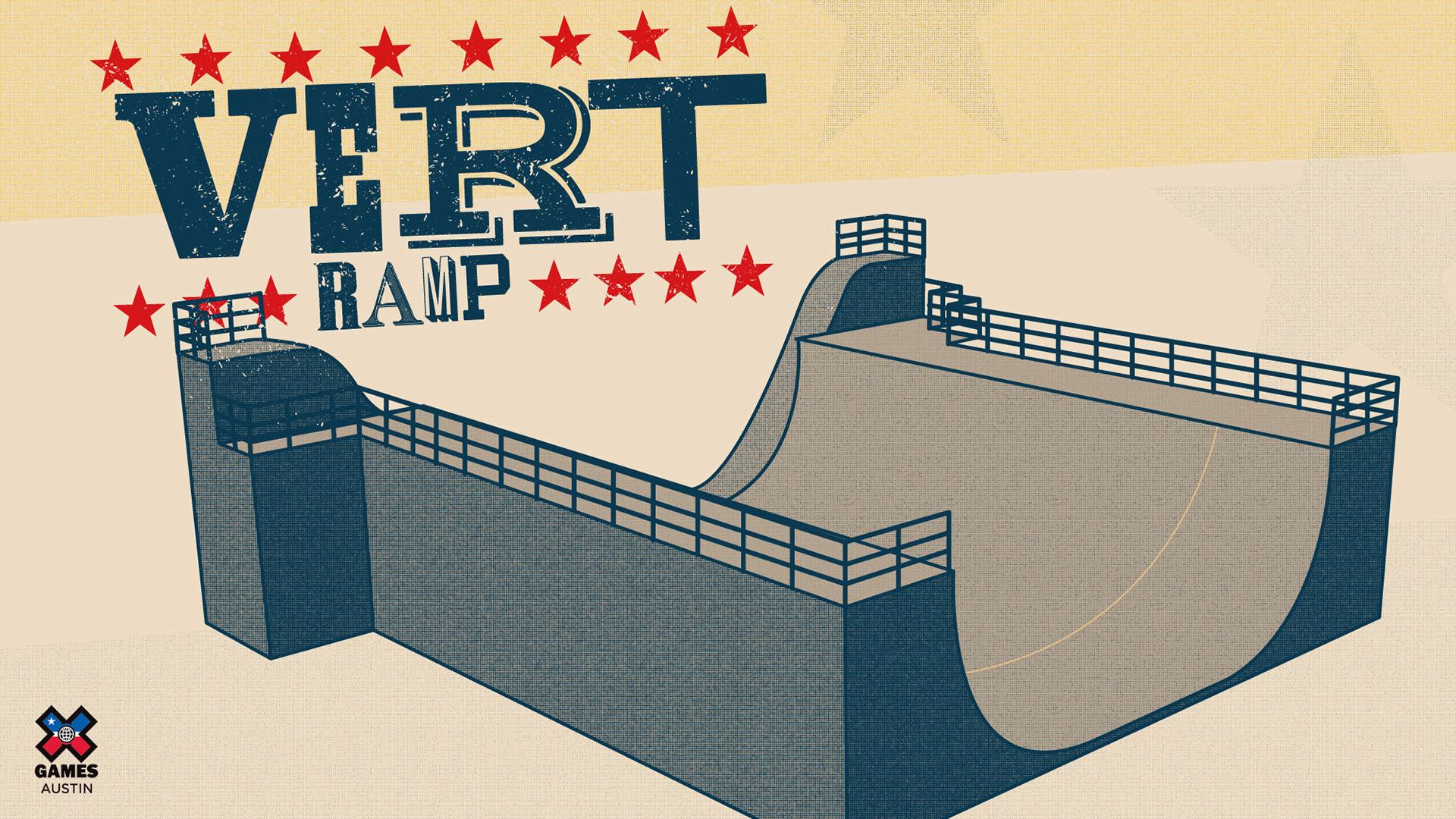 Skateboard and BMX Vert