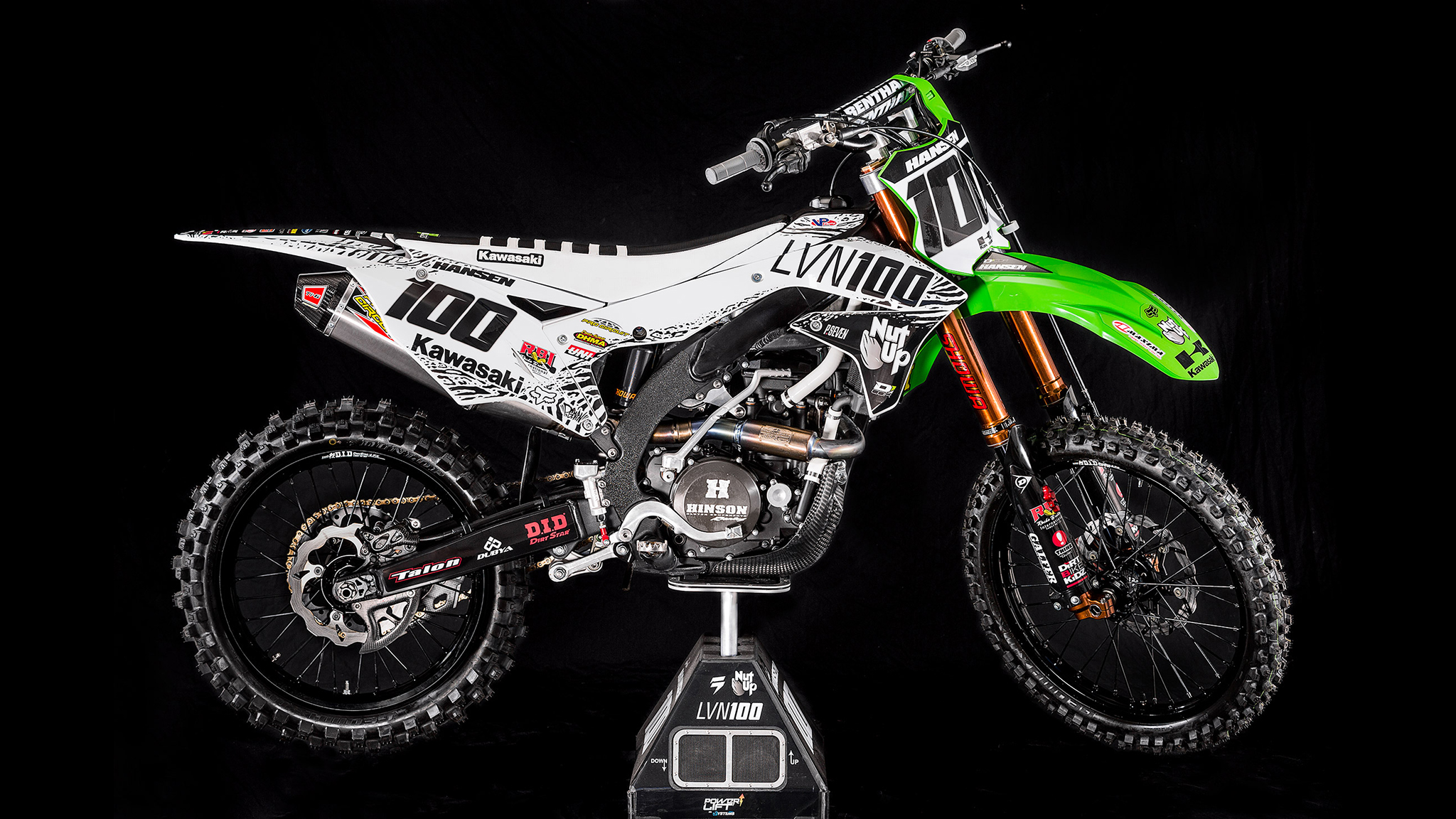 Inside Josh Hansen's Best Whip machine