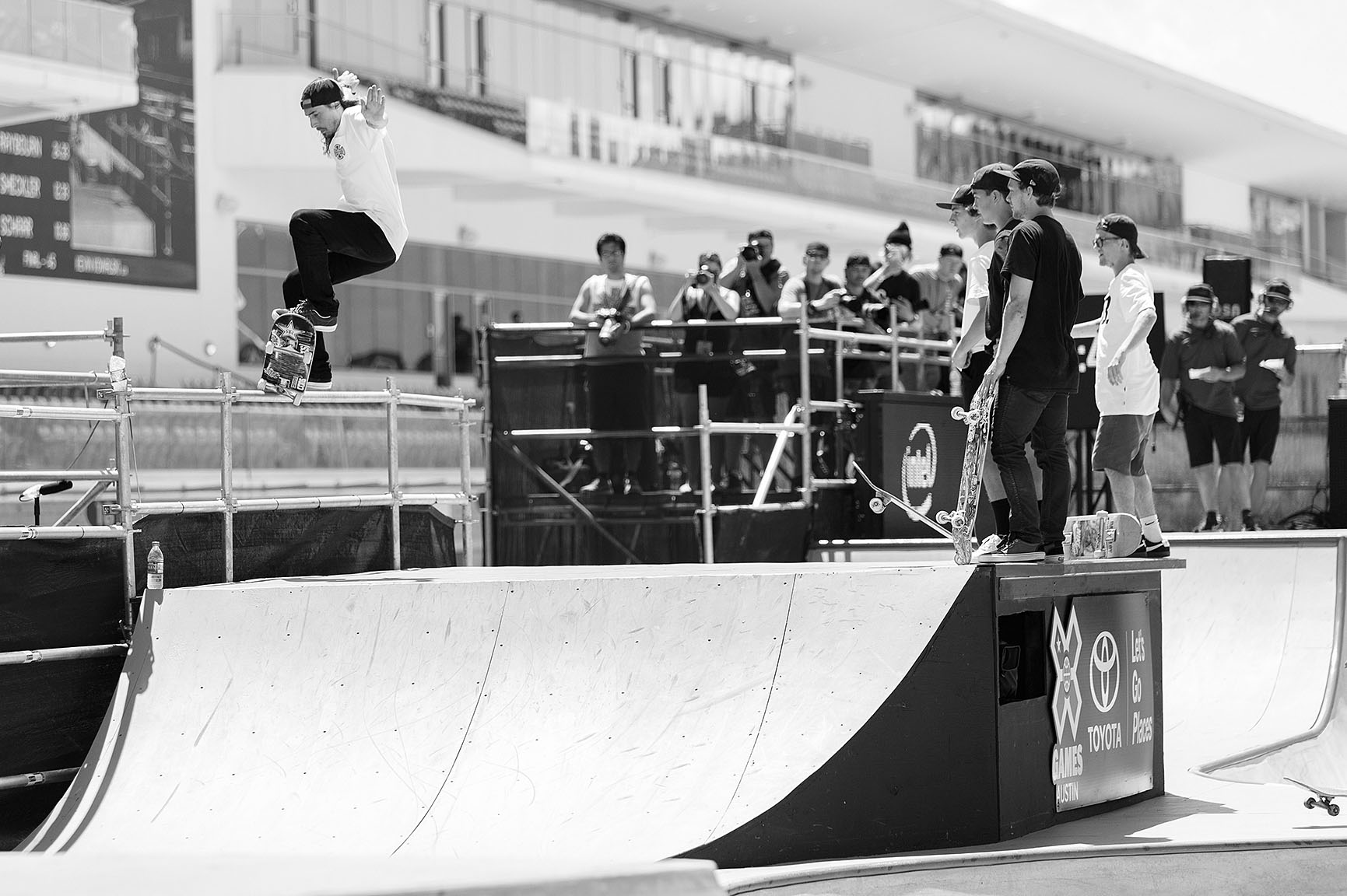 Men's Skateboard Park final ~ Kevin Kowalski
