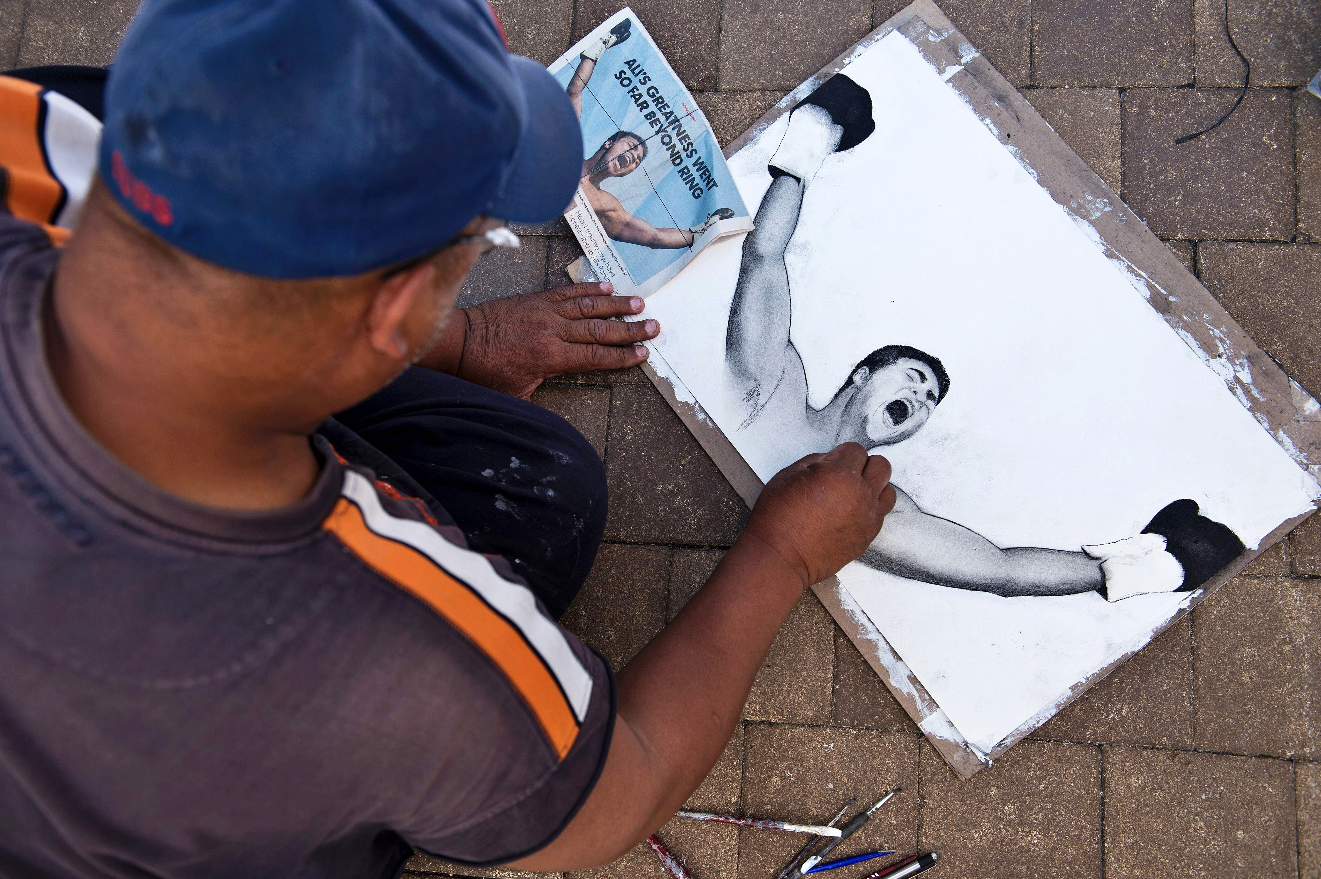 Drawing Ali