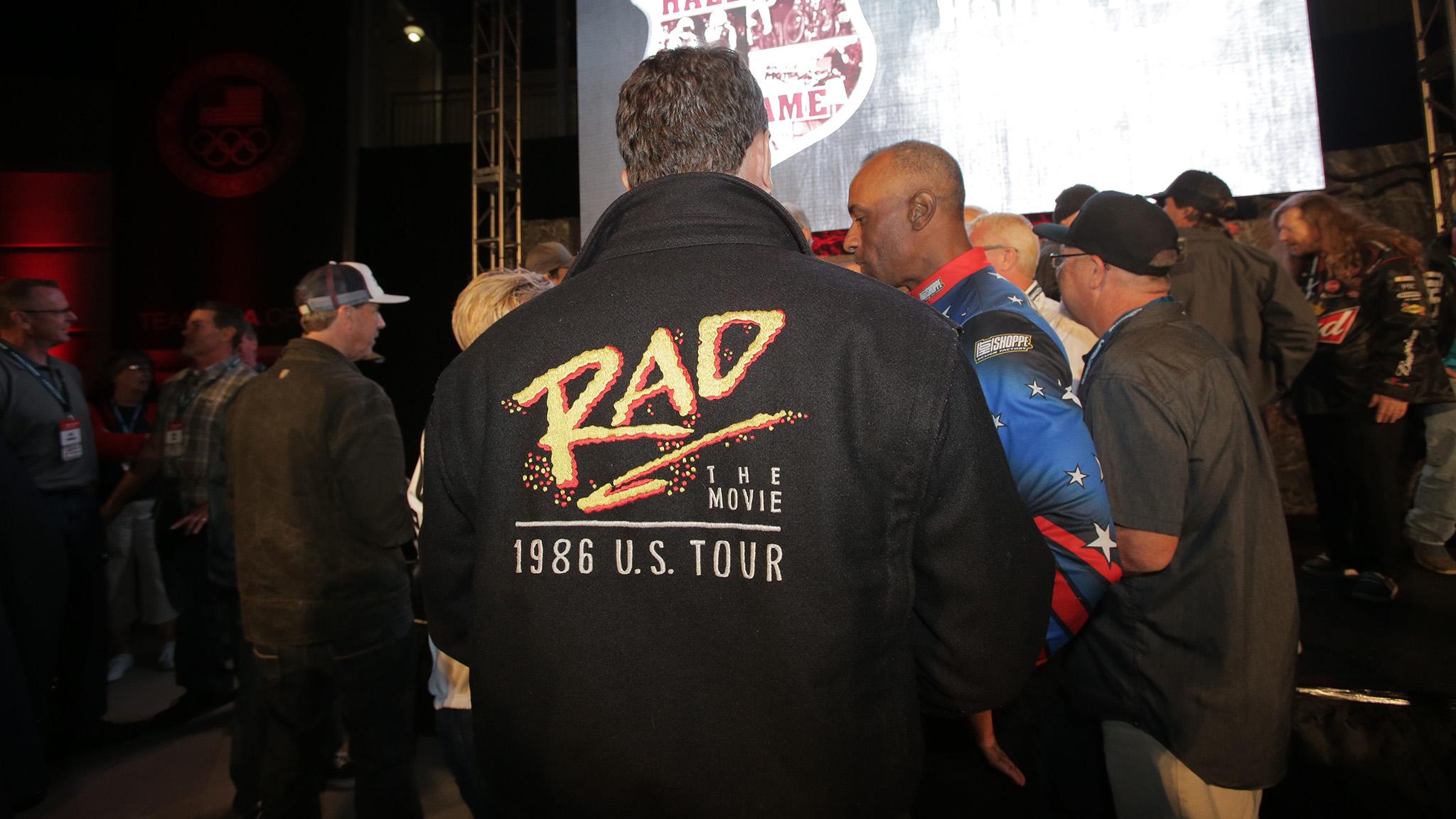 Rad jacket