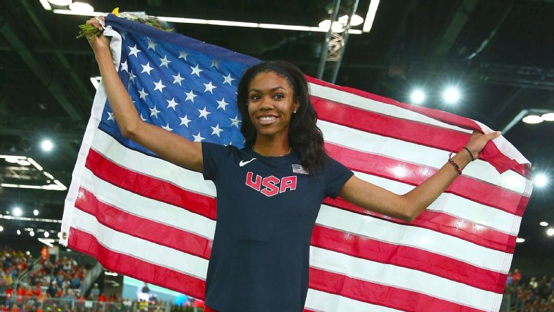 Many experts believe Vashti Cunningham could bring high jump back into style in the United States.