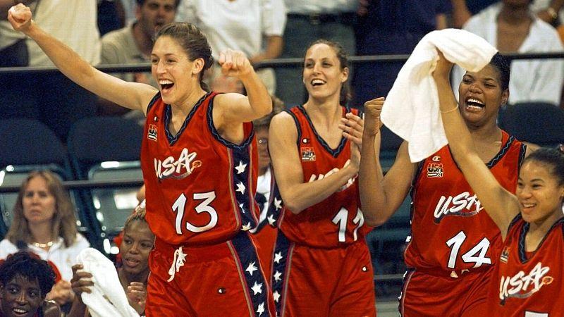 1996 U.S Olympic Women's basketball team