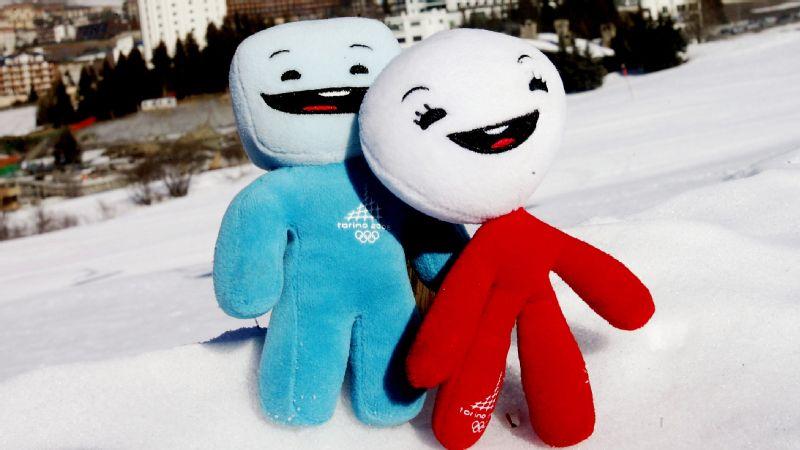 2006 Olympic mascot