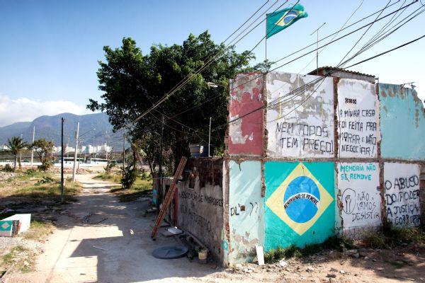 Vila Autodromo favela