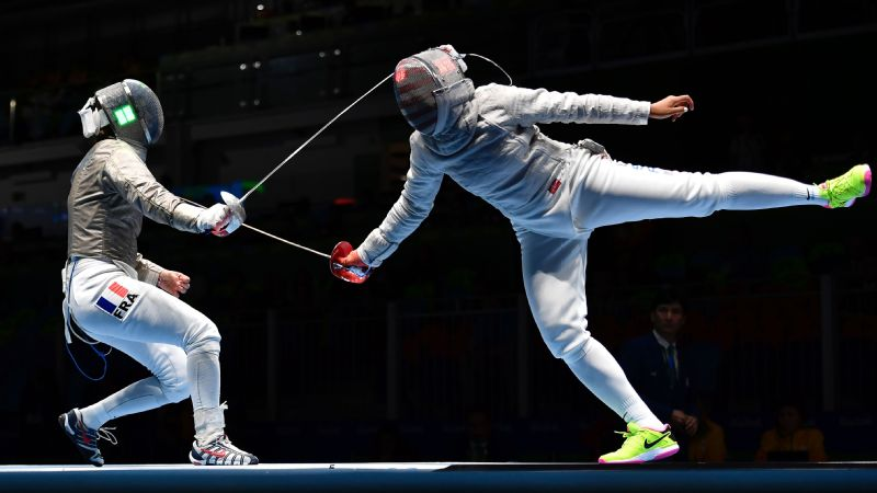 Unless Ibtihaj Muhammad alters her plans, her Olympic career will end after the sabre team competition.
